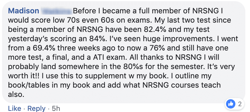 nrsng review