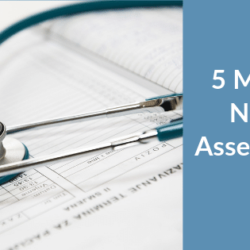 Just 5 Minutes for an Accurate Head to Toe Nursing Assessment