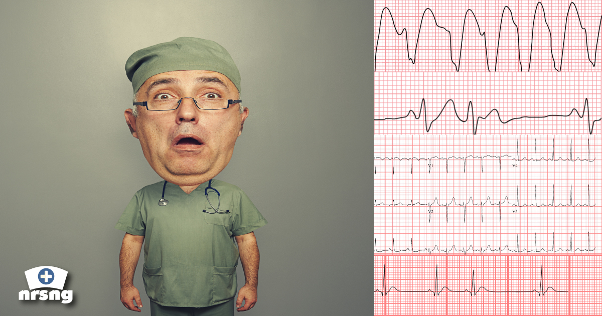 how to interpret an ekg for nursing students videos animation