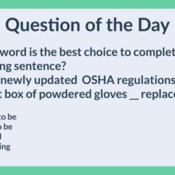 HTQOD066: Correct the sentence (GRAMMAR, ENGLISH AND LANGUAGE USAGE)